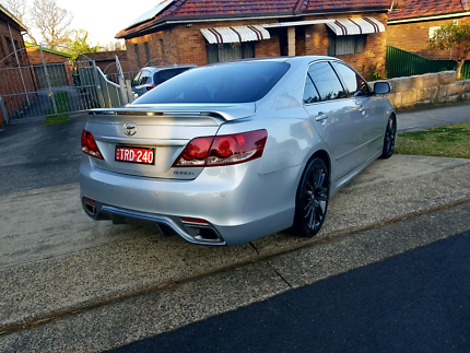 TOYOTA TRD AURION SL 2007 LOW KM (SUPERCHARGED)