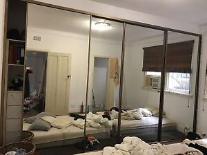 Massive wardrobe with sliding mirrors Bondi Junction Eastern Suburbs Preview