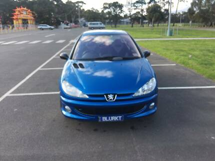 2004 Peugeot 206 Hatchback Dandenong Greater Dandenong Preview