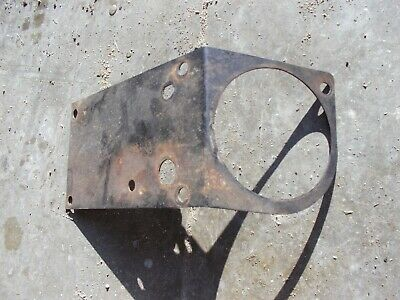 Farmall Ih 706 Tractor Ih Dash Holder For Gauge