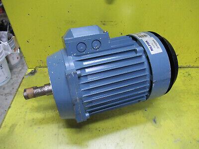 Abb Mt100l-f130-2 3 Phase Motor 3.0 Kw 200-240 D 11.5 Amps Nilfisk 31702904