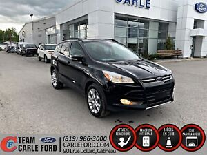Ford Escape SEL 2013, AWD, CUIR, TOIT PANORAMIQUE, GPS