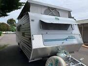 Traveller Belvedere Poptop - 1997 - Solar Battery System - Awning Warragul Baw Baw Area Preview