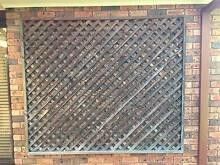 Wooden framed lattice Barden Ridge Sutherland Area Preview