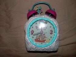 Flintstones Wind Up Alarm Clock 1992 Innovative Time Corporation