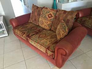 2 x Matching Formal Sofa's For Sale Cranebrook Penrith Area Preview