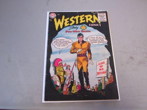 Western Comics #51 Comic Book  1955