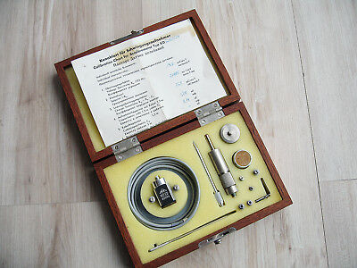 New Nos Mmf Kd22 Piezoelectric Accelerometer German Vibration Calibration Sensor
