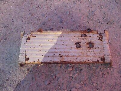 International 240 Utility Tractor Ih Ihc 3 Piece White Panel Panels Under Dash