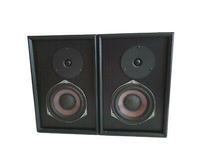 VINTAGE SPEAKERS Akroyd Royd Coniston  Speakers Tested & Sound Quality Surperb!