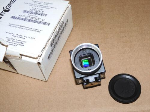 Point Grey FLIR Flea 3 FL3-U3-88S2C 8.8MP 4K COLOR Camera SONY IMX121 USB 3.0