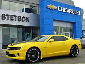 2010 Chevrolet Camaro 2SS 6.2L V8 SS with RS Package Approx 425