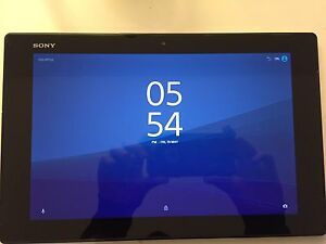 """Sony Xperia Tablet 10.1"""" 16GB Wifi + 4G (Unlocked) Blakeview Playford Area Preview"""