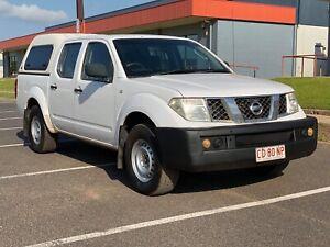 2012 Nissan Navara automatic 4WD Winnellie Darwin City Preview