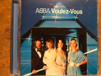 Voulez-Vous Import, Remastered ABBA --Like New!