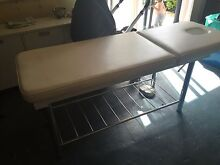 Massage waxing table bed Port Noarlunga South Morphett Vale Area Preview