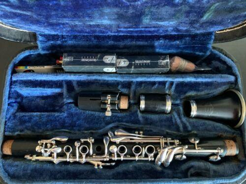 Buffet R13 Eb E flat Clarinet Evette Model