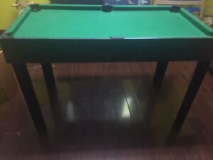 Harvard 4-in-1 Multi-use Mini Games Table with Accessories