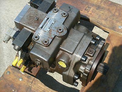 Rexroth Axial Piston Hydraulic Pump Aa4v71 A4v71 Elda 2.0r 102a10 1658009