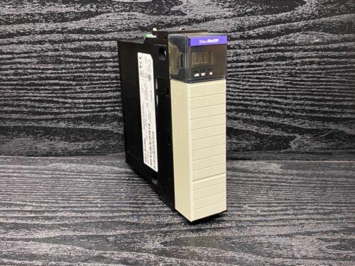 Allen Bradley 1756-ENBT Ser A FW 3.3 ControlLogix EtherNet/IP Module PLC Tested