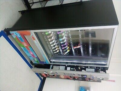 Crane Merchant 6 Combo And Wittern Cb300 Vending Machine On Location