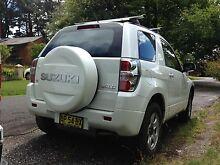 2011 Suzuki Grand Vitara Wagon Mount Victoria Blue Mountains Preview