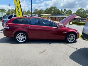 2009 Holden Commodore INTERNATIONAL Wagon Capalaba Brisbane South East Preview