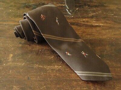 1960s – 70s Men's Ties | Skinny Ties, Slim Ties 1960s JC Penney Men's Shop Baseball Football Basketball Sports Gent's Narrow Tie $10.00 AT vintagedancer.com