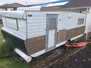16ft poptop caravan Port Macquarie Port Macquarie City Preview