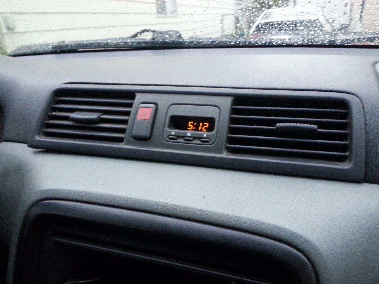 Used Honda Cr V Clocks For Sale 2001 Crv Parts Oem 1997 Rebuild Dash Clock 1998 1999 2000