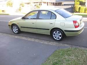 2004 Hyundai Elantra Sedan AUTO Eleebana Lake Macquarie Area Preview
