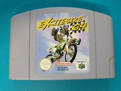 NINTENDO 64 N64 : excitebike 64