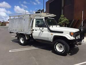 97 Toyota LandCruiser Ute RWC and 1 year reg. $10000 Service body Narre Warren Casey Area Preview
