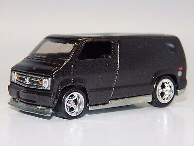 Hot Wheels 100% Ltd Edition 1980's Dodge Van OLD SCHOOL Ferrel NM+ Loose VHTF