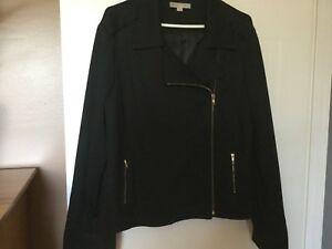 Light weight Fall Jacket in Black