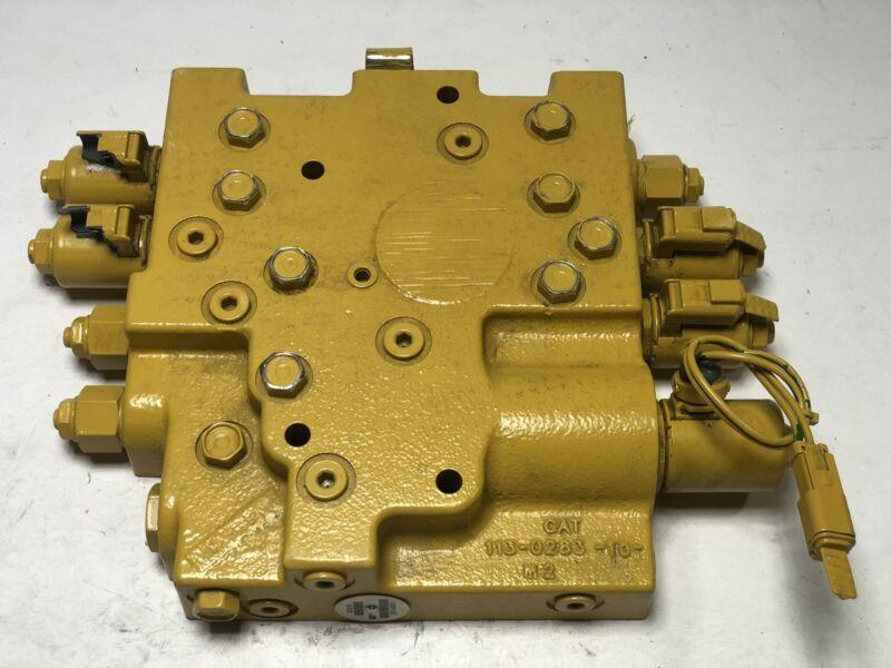 OEM CAT CATERPILLAR HYDRAULIC VALVE GP-PIL 290-8980 for 980G 980H WHEEL LOADER