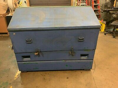 Greenlee Slant Top Box Tool Box 3660 Without Casters