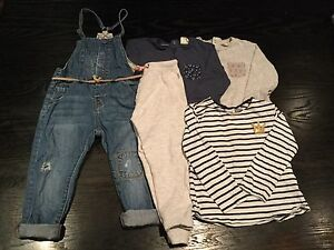 Toddler Girl Zara Clothes 2/3T