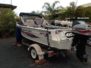 Quintrex boat for sale Port Hedland Port Hedland Area Preview