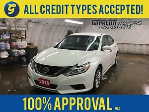 2016 Nissan Altima S*BACK UP CAMERA*KEYLESS ENTRY*POWER DRIVER S