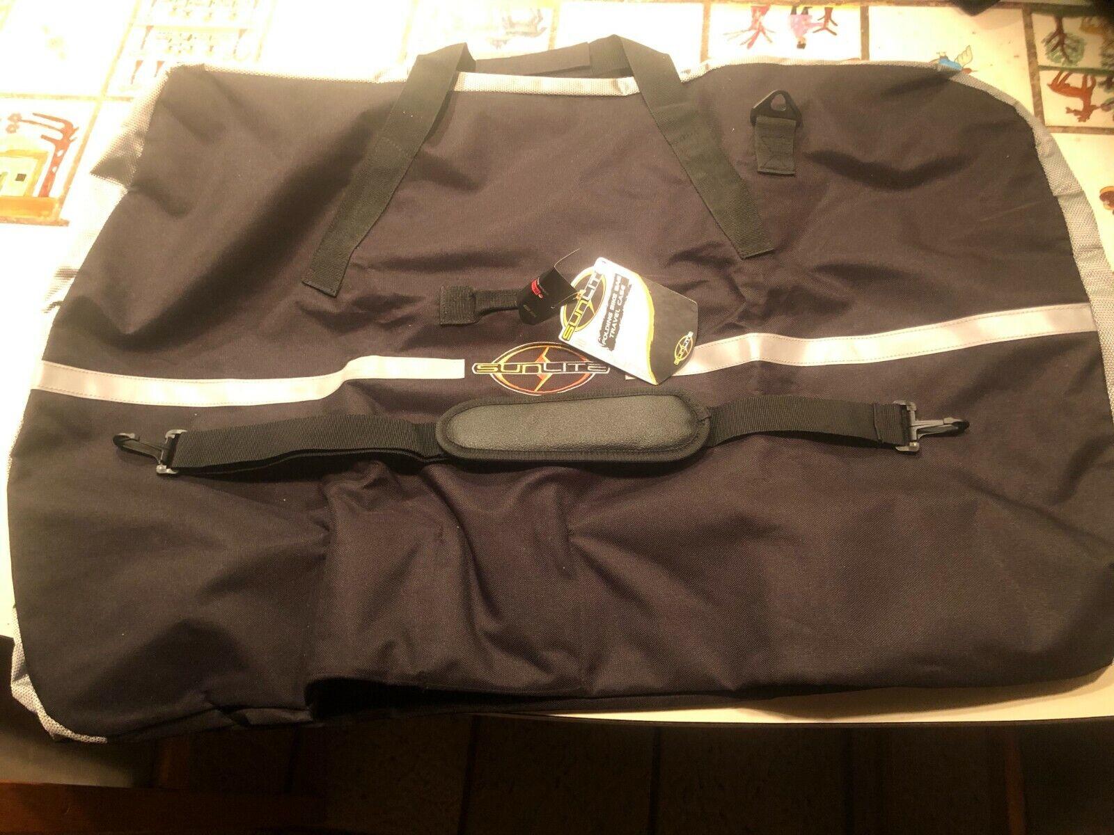 SUNLITE 20 FOLDING BIKE BAG TRAVELING CASE 24X37X11