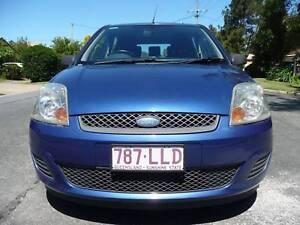 2008 Ford Fiesta Hatch VERY LOW K's & VERY LONG REGO...BARGAIN
