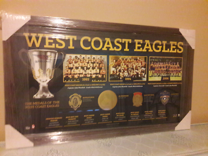 West Coast Eagles Frame
