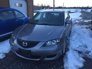 05 Mazda 3 For Parts