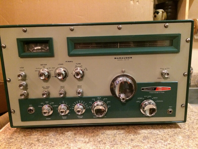 Heathkit HX-10 Marauder Transmitter