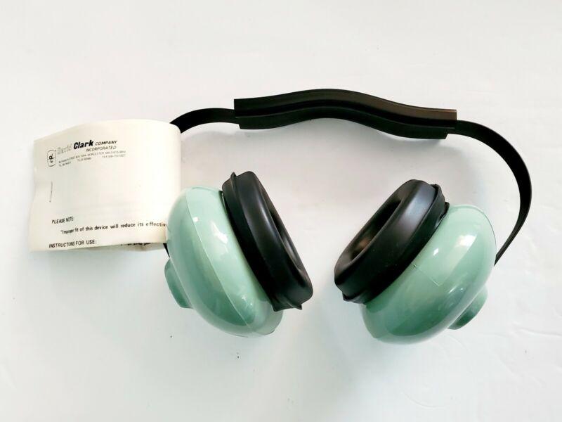 Straightaway Hearing Protector 805V David Clark Co. 16069G-13, 23 Decibels