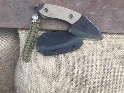 Hand forged fixed blade knife Kelso Townsville Surrounds Preview