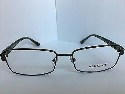 New Versace Mod. 1209 1187 55mm Men's Eyeglasses Italy