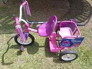 Girls EuroTrike tricycle -minimal use cost $199 new Camp Hill Brisbane South East Preview