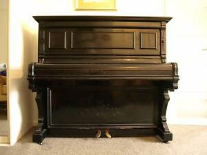 IBACH German-made Upright Piano Macquarie Belconnen Area Preview